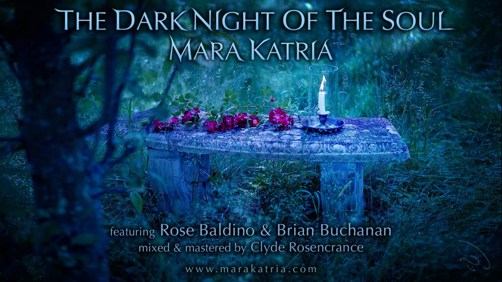 Dark Night Of The Soul - Mara Katria