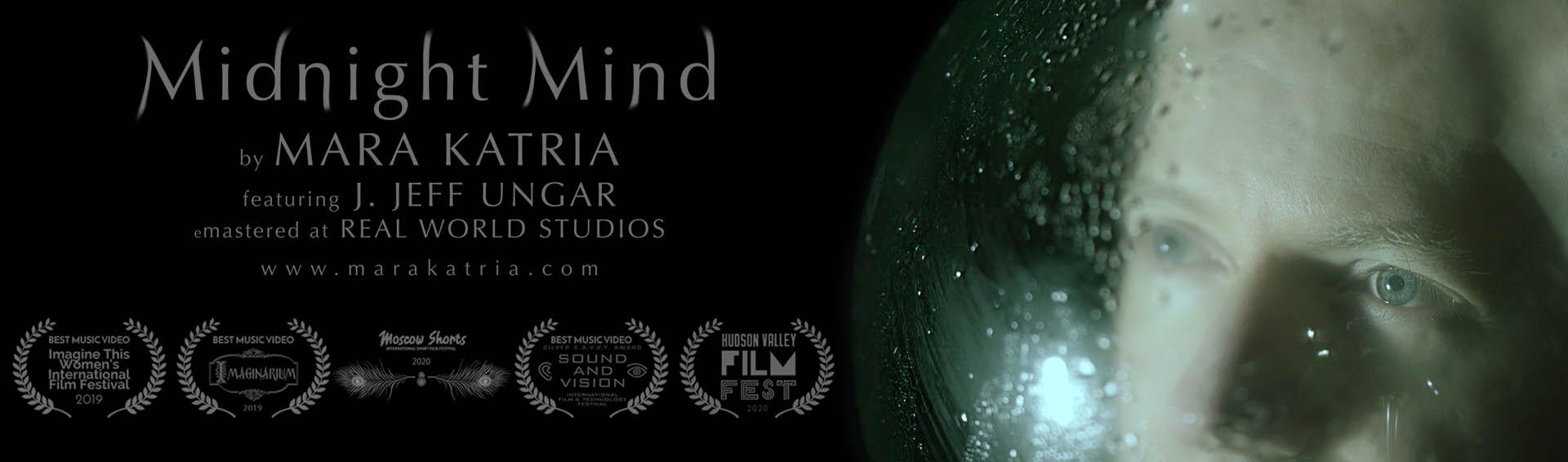 "Midnight Mind by Mara Katria ""Starman"" Banner (J. Jeff Ungar)"