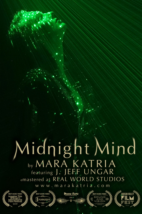 Midnight Mind by Mara Katria