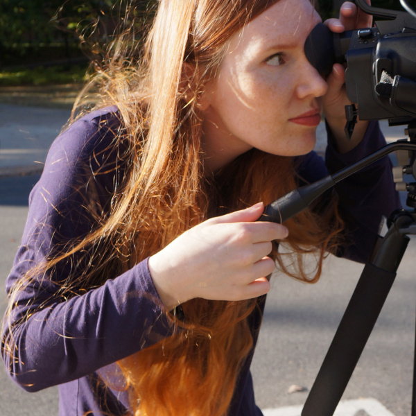Mara Katria - Director Filmmaker - Photo by J. Jeff Ungar